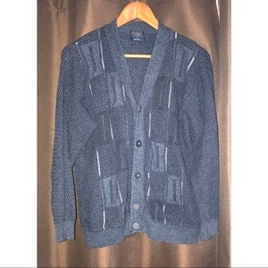 Montechiaro Men's Cardigan Sweater Size XS/Small